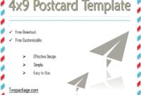 4x9 postcard template word, 4x9 postcard printing, 4 x 9 postcards, postcard template 4x9