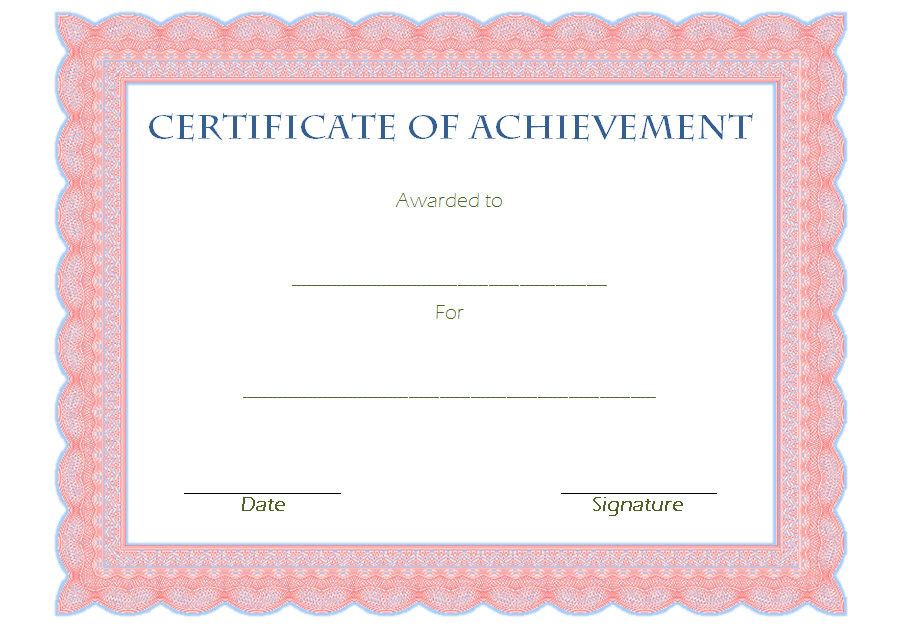 certificate of achievement template word free, certificate of achievement template free, certificate of outstanding achievement template, certificate of achievement template editable, business certificate of achievement template, certificate of academic achievement template, free printable certificate of achievement blank templates