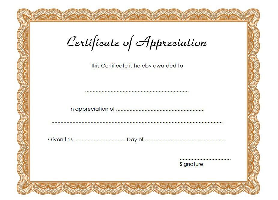 certificate of appreciation template word, certificate of appreciation retirement, certificate of appreciation years of service, certificate of appreciation template free download, certificate of appreciation template free printable, certificate of appreciation graduation template, certificate of appreciation template download