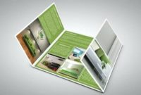 Gate Fold Brochure Template Sample