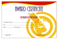 Educational Leadership Graduate Certificate Free Printable 1