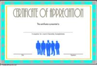 Employee Appreciation Certificate Template Free 4