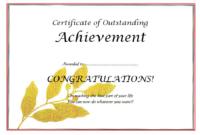 Free Retirement Certificate of Appreciation Template 4