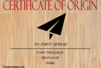certificate of origin template free, nafta certificate of origin template, certificate of origin for a vehicle, country of origin certificate template, blank nafta certificate origin canada