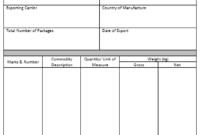Country of Origin Certificate Template FREE 1