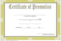 Free Sunday School Promotion Certificate Printable 1
