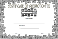 Free Sunday School Promotion Certificate Printable 4