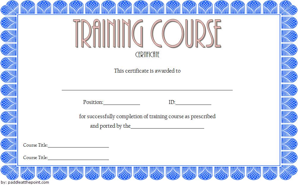 training course certificate templates, certificate template for training course, training course completion certificate template, personal training certificate course, yoga training certificate course, computer training course certificate