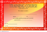 Personal Training Certificate Course FREE Printable 2