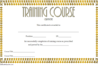 Personal Training Certificate Course FREE Printable 3
