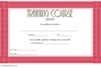 Personal Training Certificate Course FREE Printable 4