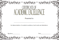 FREE Certificate of Recognition for Teachers Template 2
