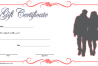 Valentines Day Gift Certificates for Him 3