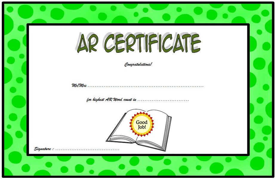 ar certificate, accelerated reader certificate, free accelerated reader certificates, accelerated reader millionaire certificate, accelerated reader word count certificate, accelerated reader award certificate template, accelerated reader certificates printable