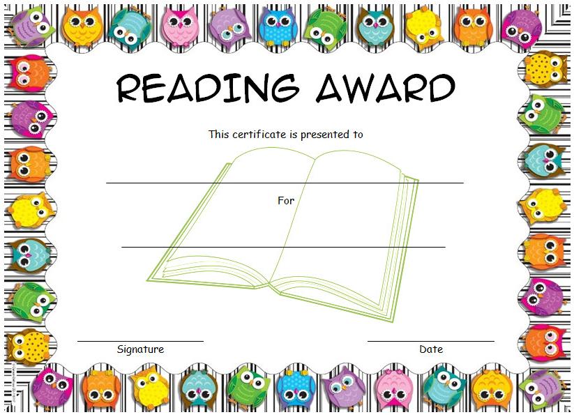 free reading award certificate template, reading award certificate template, editable reading award certificates, reading award certificate free download, book reading award certificates, most improved reader award certificate, reading certificates ks2