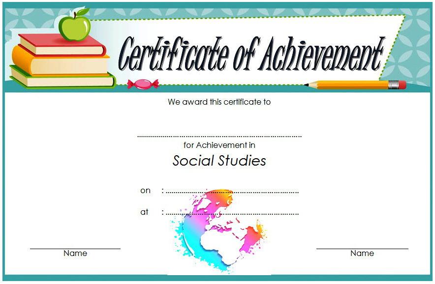 social studies certificate template, social studies teaching certificate, social studies achievement certificate, social studies fair certificate templates, certificate for social studies project, environmental and social studies junior certificate