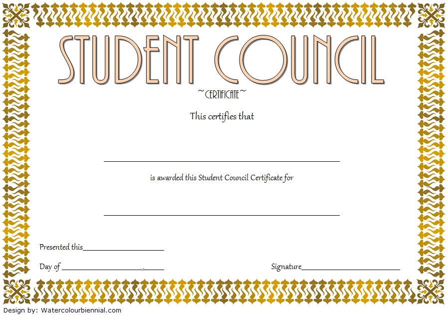 student council certificates printable, student council certificate template free, free student council certificate, student council award certificate template, certificate for student council, council tax student certificate imperial