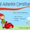 Top 9+ Elf Adoption Certificate Free Printable (2021 Designs)