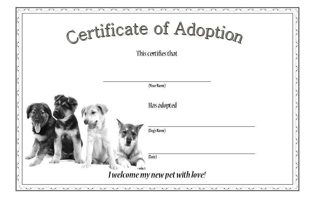dog adoption certificate free printable, dog adoption certificate template free, puppy adoption certificate template, puppy adoption certificate free printable, puppy adoption certificate for birthday party, puppy adoption certificate paw patrol, animal adoption certificate, free pet adoption certificate template word