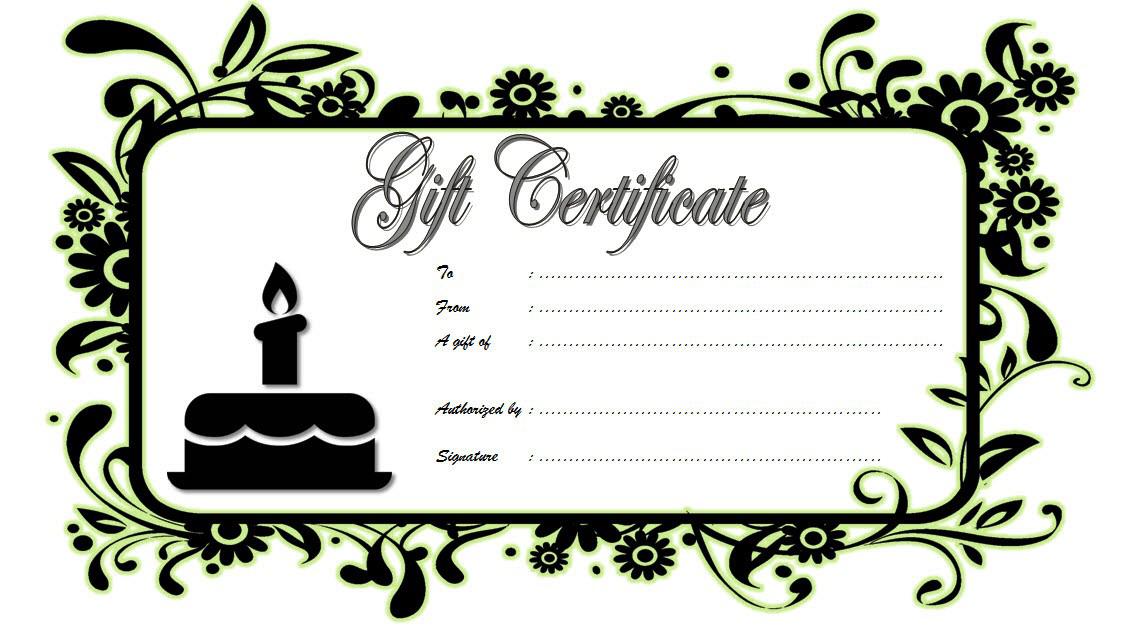 Happy Birthday Gift Voucher Printable Free 2; happy birthday gift certificate template, birthday gift certificate template microsoft word, happy birthday gift voucher, birthday gift certificate template free download