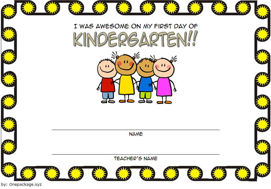 first day of school certificate printable, welcome back to school certificate, i survived my first day of school certificate, free printable first day of school certificate, first day of school certificate for preschool, great first day of school certificate