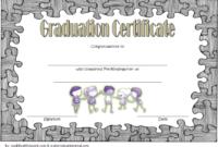 Pre K Graduation Diploma Free Printable 1