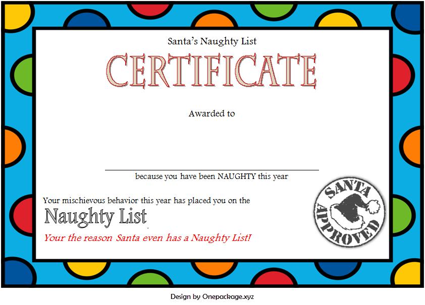 santa naughty list certificate template, naughty list certificate template free download, department of naughty list certificate, santa naughty list warning call, naughty list certificate free printable, free printable santa naughty list certificate