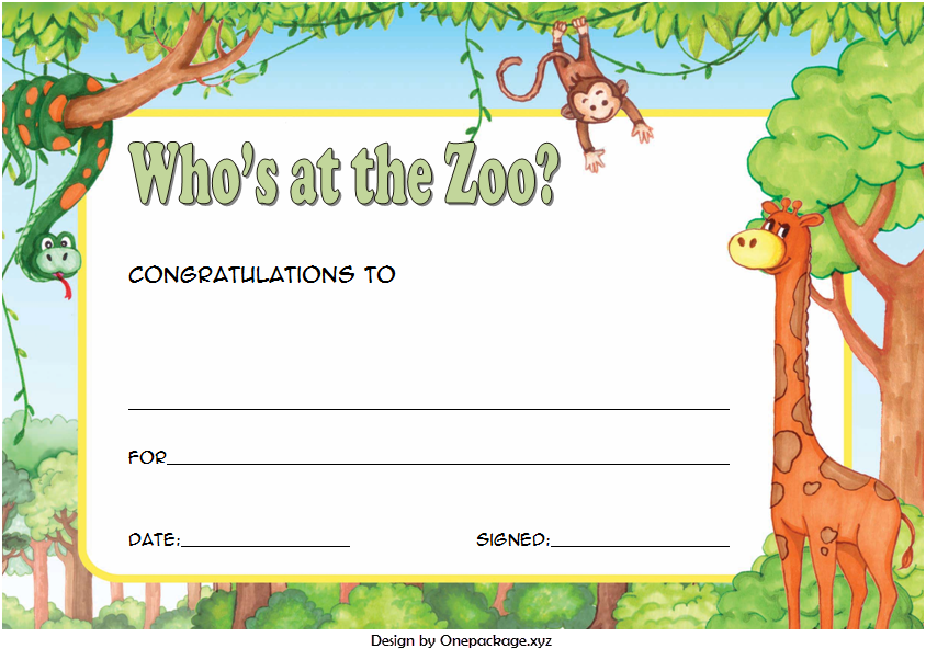 zoo gift voucher template, who zoo certificate template free download, zoo gift certificate, philadelphia zoo gift certificate, denver zoo gift certificate, woodland zoo gift certificate, free zoo gift certificate template