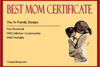 best mom ever certificate, world's best mom certificate template, world's best mom certificate printable, best mother certificate template, certificate for best mom award, best mom certificate pdf, best mom certificate printable