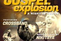 2nd Gospel Concert Flyer Template Free Download Design