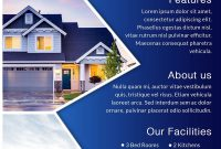 3rd Real Estate Sales Flyer Template Free Idea