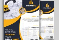 8.5×11 Flyer Template Sample Free