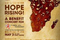 Church Concert Flyer Template Free (2nd Option)