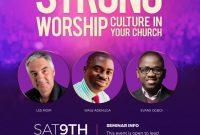 Church Concert Flyer Template Free (3rd Option)