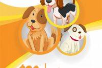 Dog Walking Flyer Template Download (1st Design Sample Free)