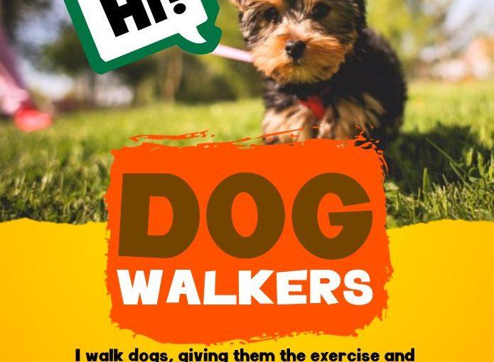 Dog Walking Flyer Template Download (Free 8+ Design Samples)