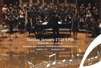 Gospel Choir Concert Flyer Template Free (1st Design)