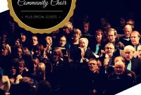 Gospel Choir Concert Flyer Template Free (2nd Design)