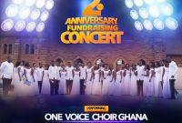 Gospel Choir Concert Flyer Template Free (3rd Design)