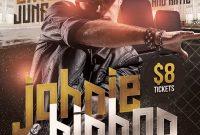 Hip Hop Concert Flyer Template Free (1st Design)