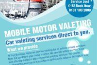 Mobile Car Wash Flyer Template Design (1st Reference)