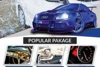 Mobile Car Wash Flyer Template Design (2nd Reference)