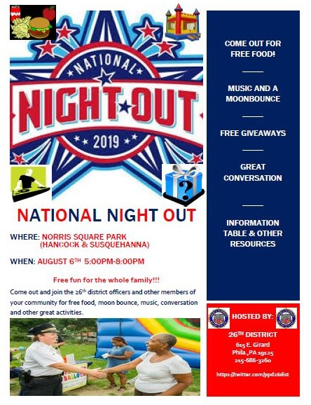 national night out flyer 2019, free national night out flyer template, national night out flyer ideas, national night out flyer sample