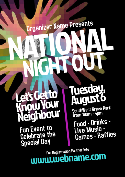 national night out flyer template free, national night out flyer 2019, national night out flyer ideas, national night out 2021 flyer template, national night out printable flyers, national night out flyer sample