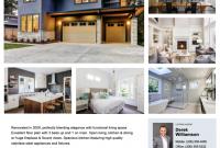 Real Estate Marketing Flyer Template Free (1st Design)
