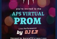 4th Extraordinary Prom Flyer Template Free Design Idea