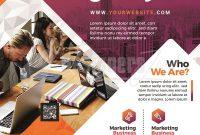 Digital Marketing Flyer Template Free (2nd Professional Design)