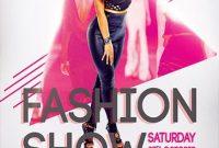 Free Fashion Flyer Template (2nd Beautiful Design Sample)