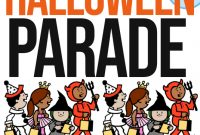 Halloween Parade Flyer Template Free (1st Best Design Option)