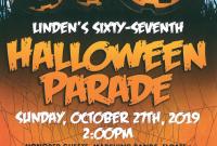 Halloween Parade Flyer Template Free (3rd Best Design Option)